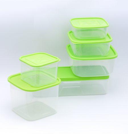 kit cocina x 6 verde